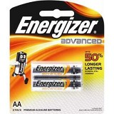 ENERGIZER e2 Titanium AA BP2 [479-6318] - Battery and Rechargeable